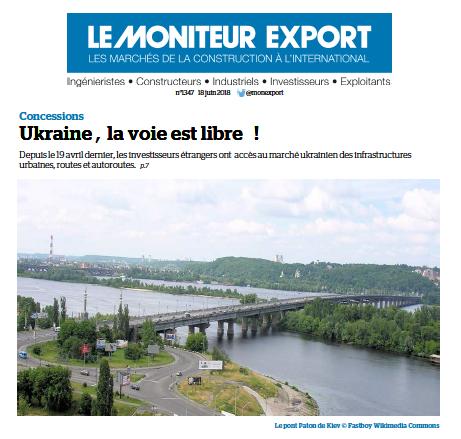 Le Moniteur une Ukraine