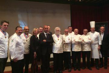 De nombreux chefs étoilés participeront au Sirha. Crédit photo : Guillaume Bouvy